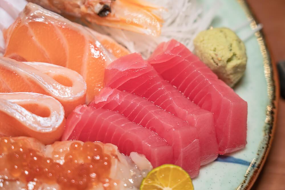DSC03249 - 熱血採訪│台中少見營業到凌晨3點的日式料理店!不收服務費餐具自取的魚貳拾