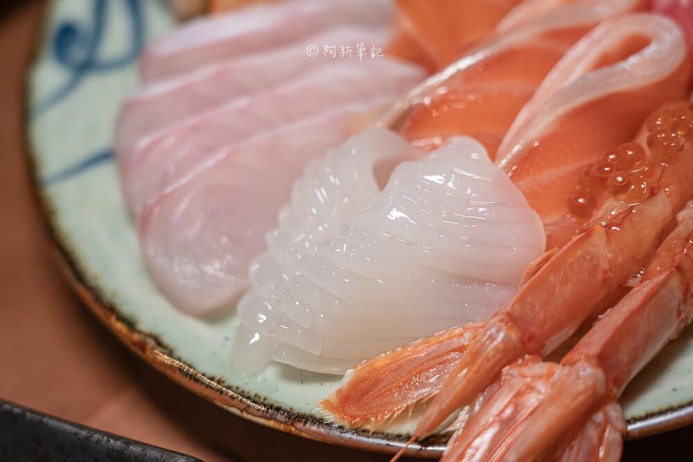 DSC03252 - 熱血採訪│台中少見營業到凌晨3點的日式料理店!不收服務費餐具自取的魚貳拾