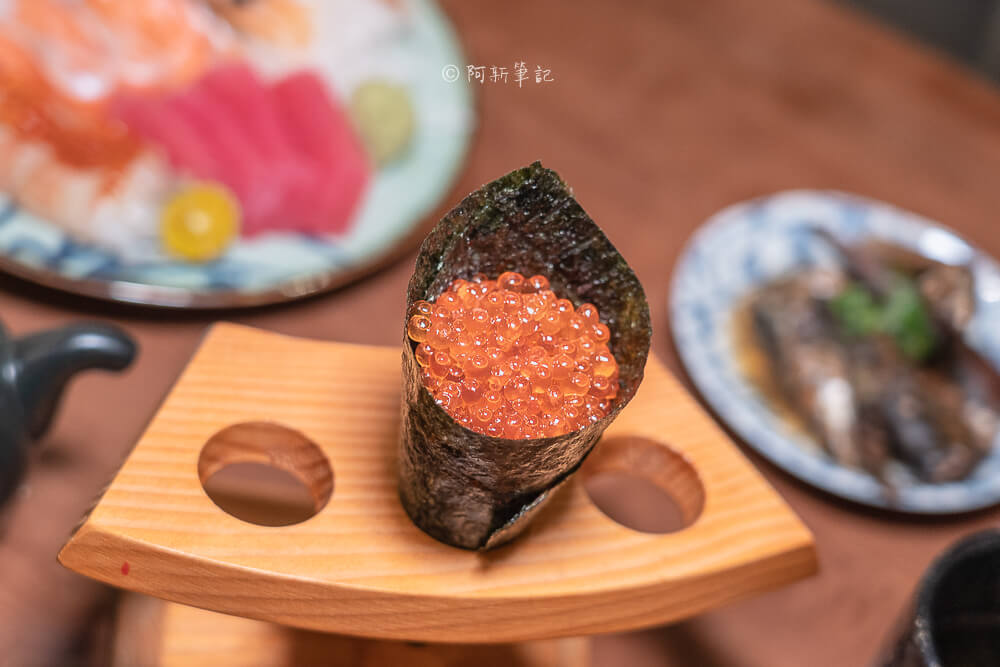 DSC03261 - 熱血採訪│台中少見營業到凌晨3點的日式料理店!不收服務費餐具自取的魚貳拾