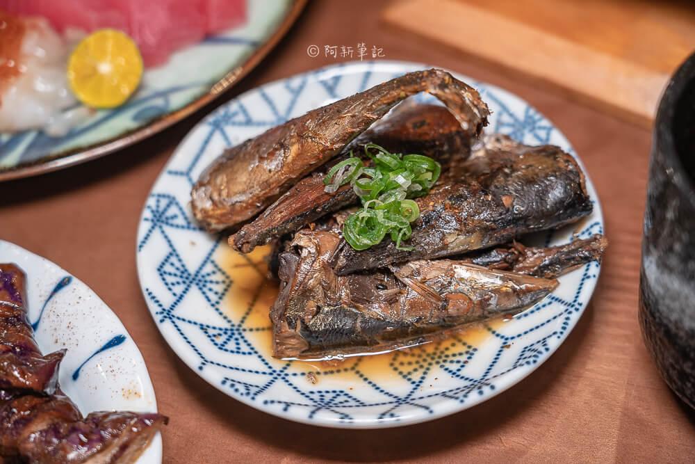 DSC03267 - 熱血採訪│台中少見營業到凌晨3點的日式料理店!不收服務費餐具自取的魚貳拾