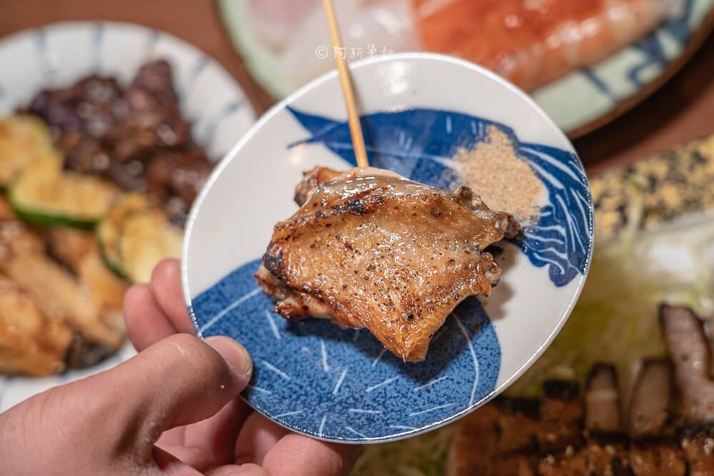 DSC03319 - 熱血採訪│台中少見營業到凌晨3點的日式料理店!不收服務費餐具自取的魚貳拾