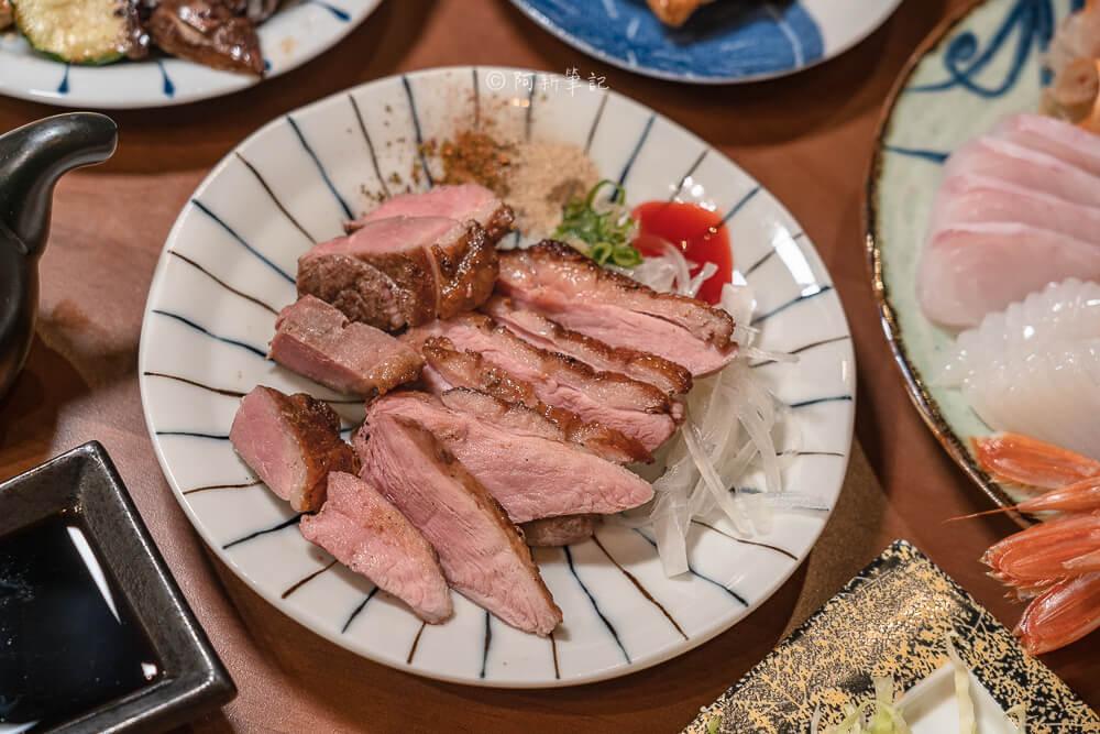 DSC03333 - 熱血採訪│台中少見營業到凌晨3點的日式料理店!不收服務費餐具自取的魚貳拾