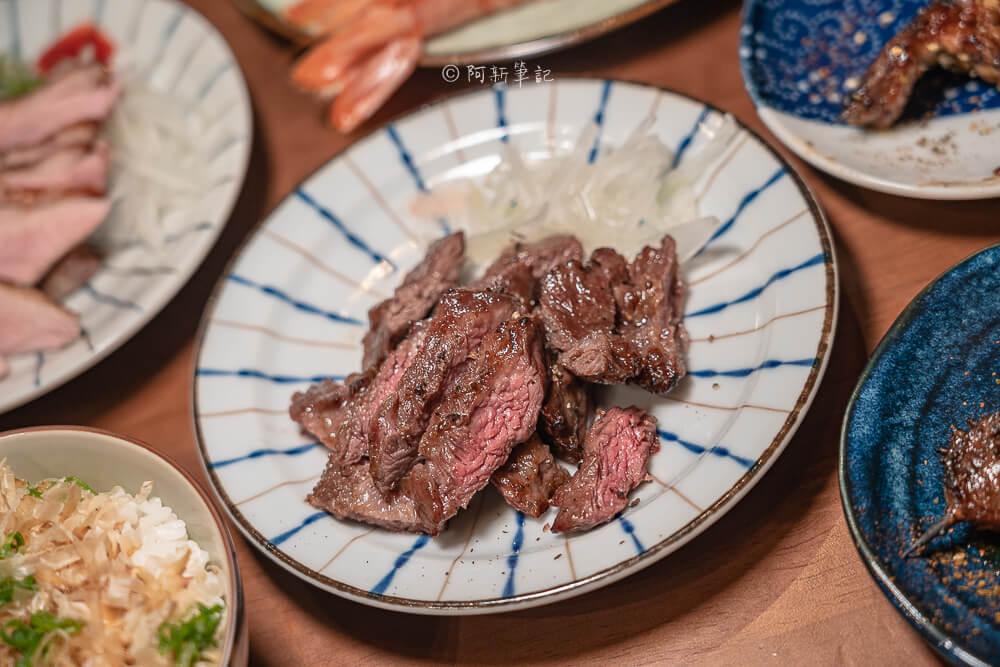 DSC03346 - 熱血採訪│台中少見營業到凌晨3點的日式料理店!不收服務費餐具自取的魚貳拾