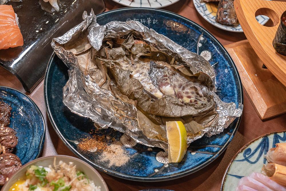 DSC03387 - 熱血採訪│台中少見營業到凌晨3點的日式料理店!不收服務費餐具自取的魚貳拾