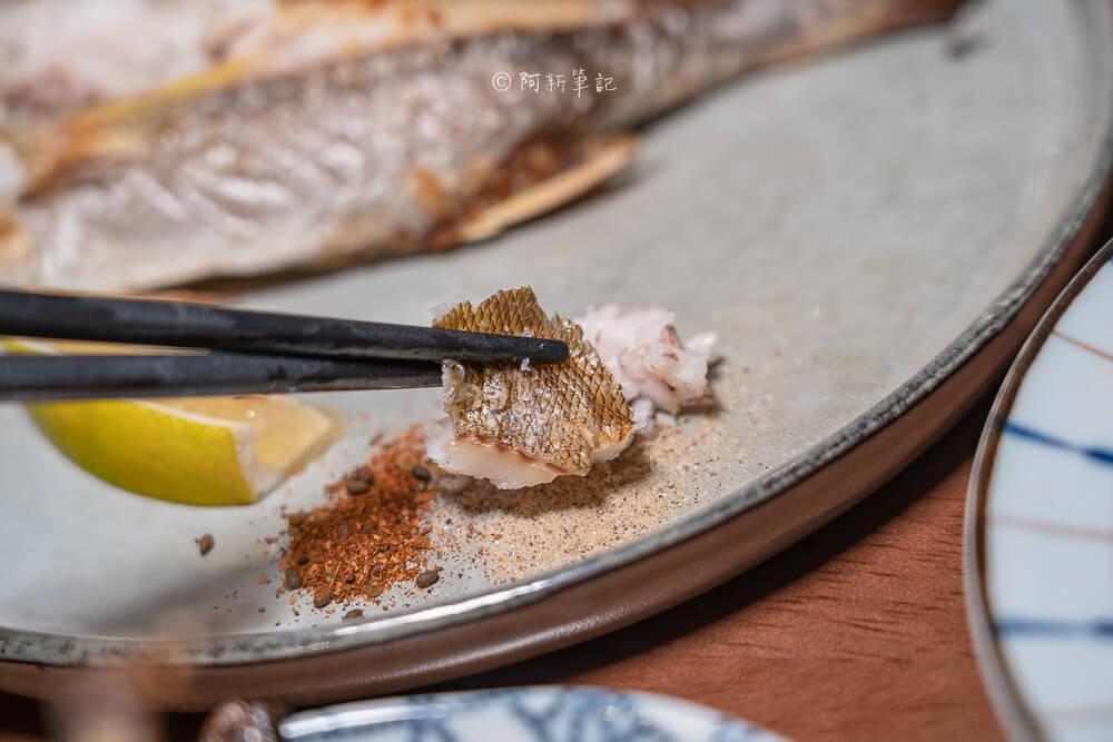 DSC03409 - 熱血採訪│台中少見營業到凌晨3點的日式料理店!不收服務費餐具自取的魚貳拾