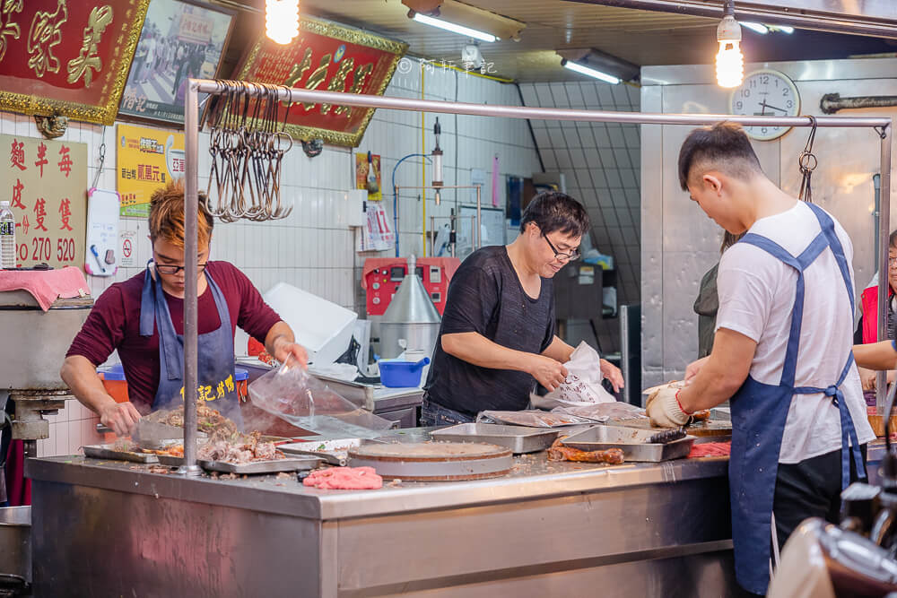 DSC09759 - 香記烤鴨│台中高農旁排隊烤鴨店,每次經過都是滿滿人潮真的很誇張