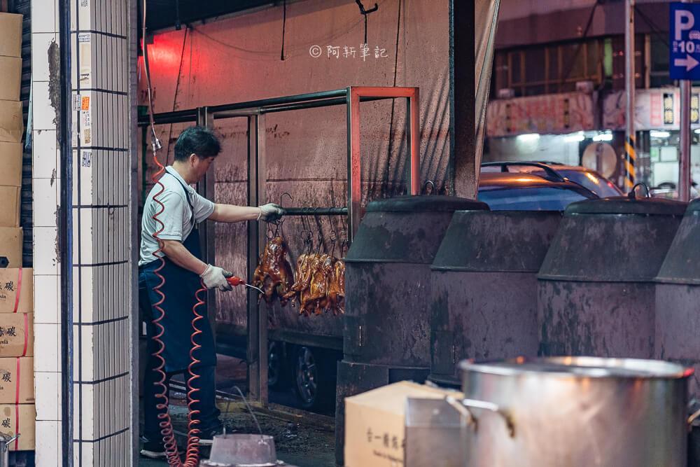 DSC09776 - 香記烤鴨│台中高農旁排隊烤鴨店,每次經過都是滿滿人潮真的很誇張