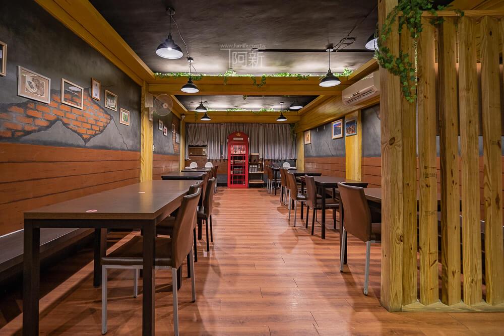DSC09170 - 熱血採訪│台中科博館餐高沐手作料理餐廳新菜單來啦!鮭魚、菲力牛一次雙重奏,美味又滿足