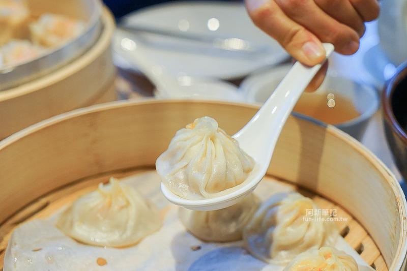 台中漢來上海湯包-36