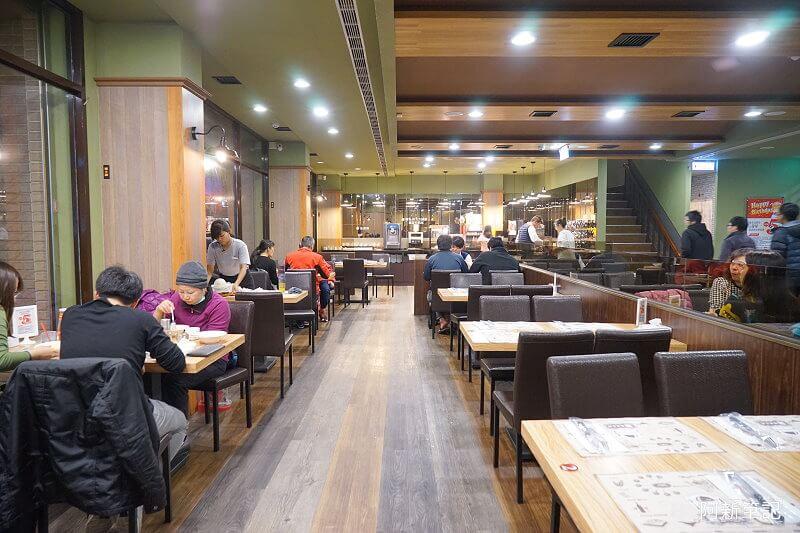 台中響厚牛排東海店-5