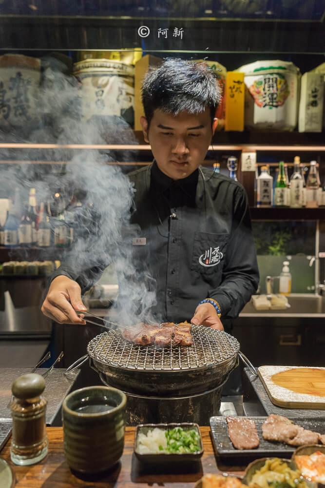 台中川原痴燒肉-33