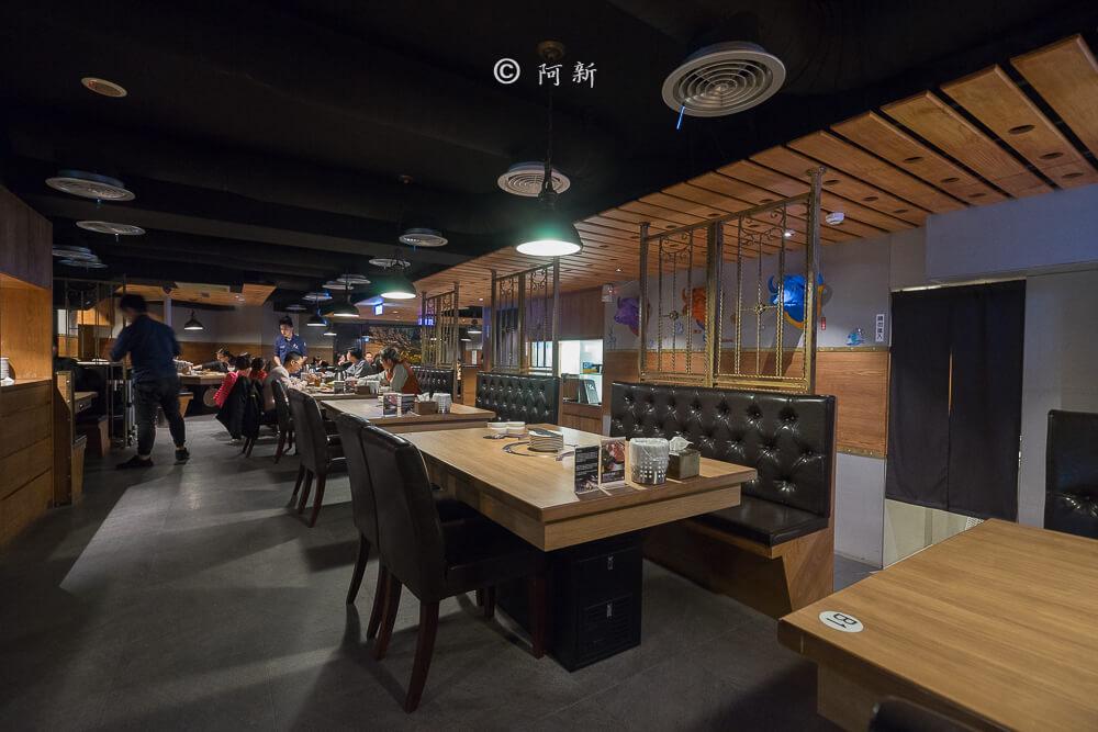 台中雲火日式燒肉-14