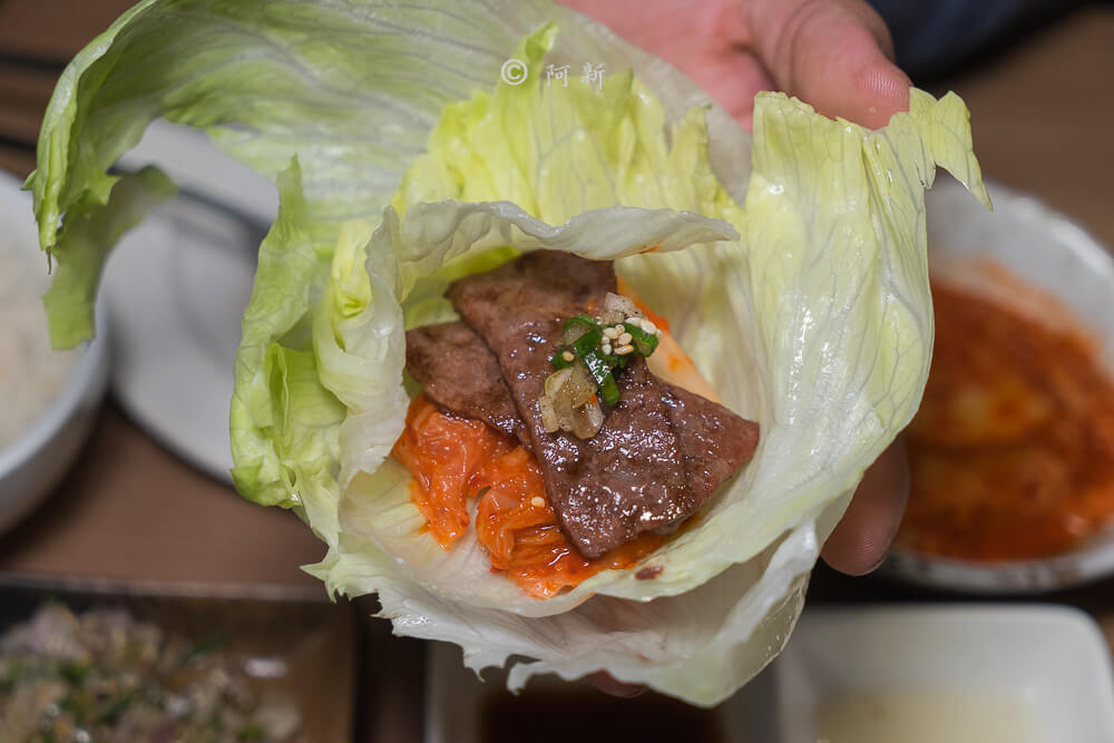DSC04134 - 熱血採訪│雲火日式燒肉,整個牛肉盤份量好驚人啊!冒著白煙就很華麗,好適合約會慶祝!