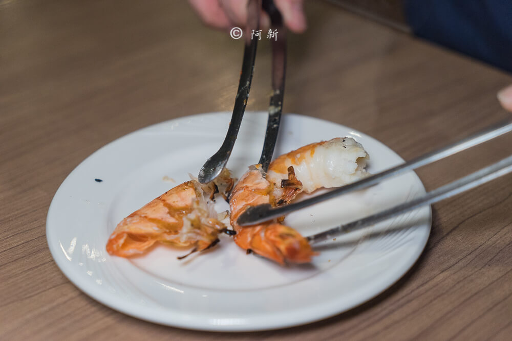 DSC04257 - 熱血採訪│雲火日式燒肉,整個牛肉盤份量好驚人啊!冒著白煙就很華麗,好適合約會慶祝!