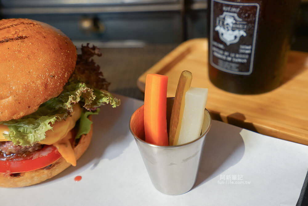 紅盒子美式漢堡-26