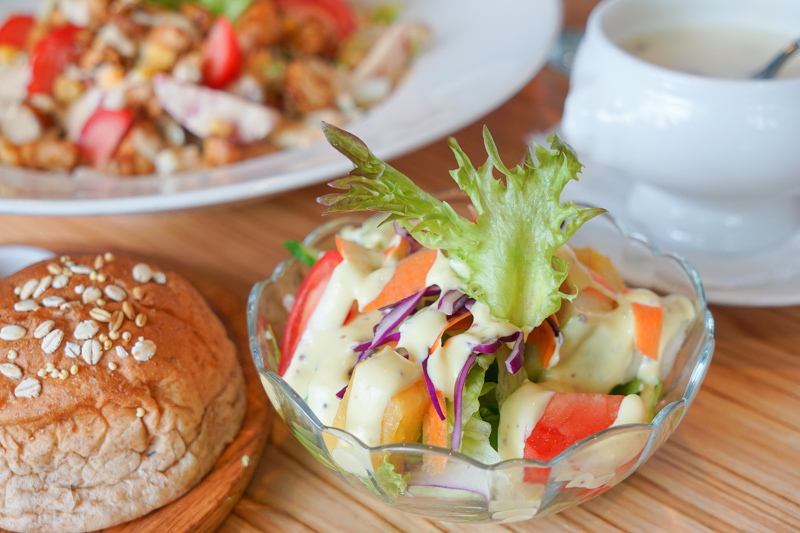 DSC01788 - 熱血採訪│2017Hellmann's美味沙拉之旅,聯名沙拉開跑,台中中科商圈吃美食,米蘭街義式小館