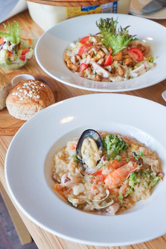 DSC01811 - 熱血採訪│2017Hellmann's美味沙拉之旅,聯名沙拉開跑,台中中科商圈吃美食,米蘭街義式小館
