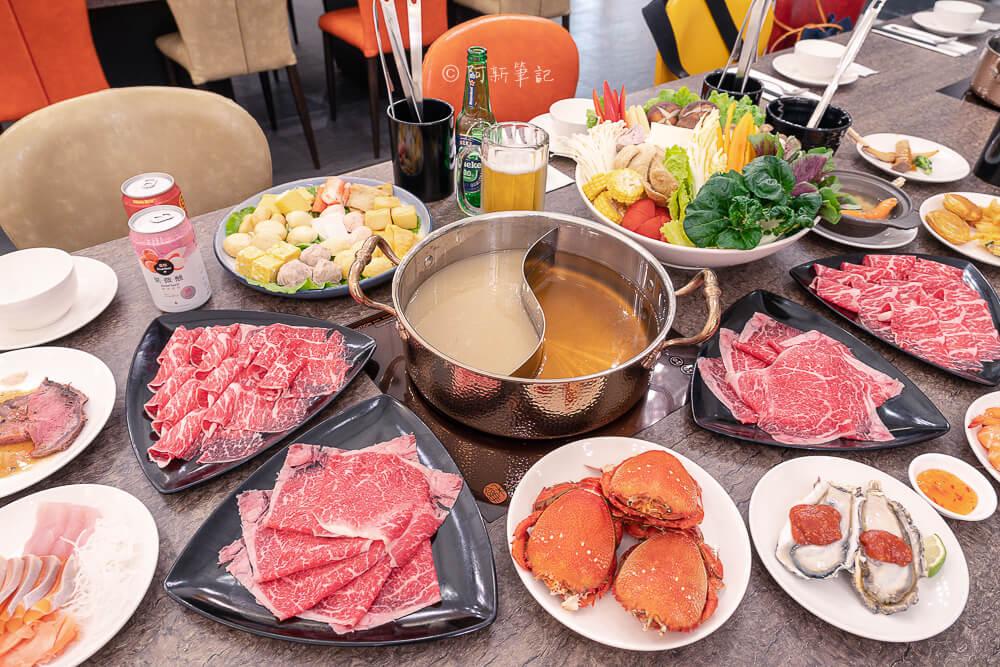新天地吃到飽,和牛火鍋吃到飽,台中和牛火鍋吃到飽