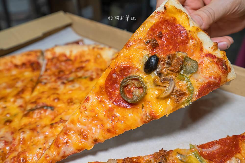 DSC05828 - 洛基披薩|隱藏勤益大學旁的20吋大披薩,外國老闆堅持做這麼大!