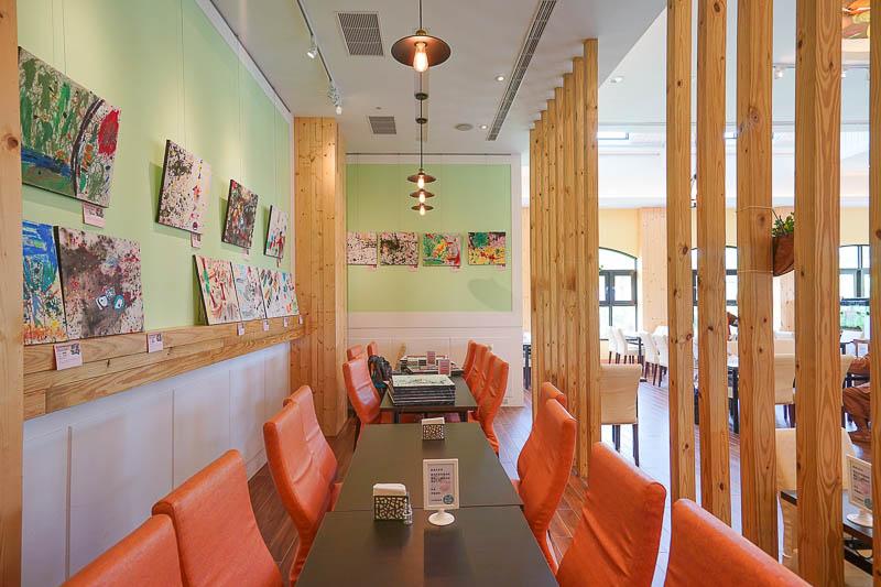 石坊健康蔬食庭園餐廳-18