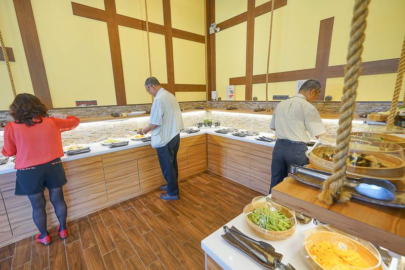 石坊健康蔬食庭園餐廳-29