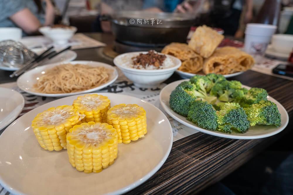 DSC00903 - 尚牛二館|台中牛肉湯推薦,南部溫體牛新鮮直送超好吃,一定要翻盤子!