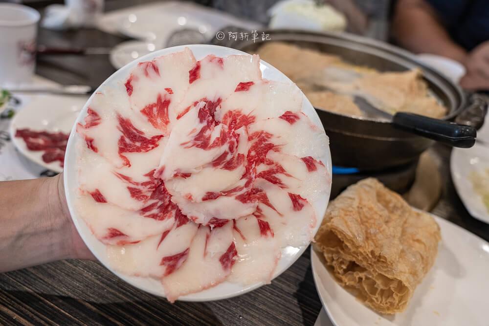 DSC00946 - 尚牛二館|台中牛肉湯推薦,南部溫體牛新鮮直送超好吃,一定要翻盤子!