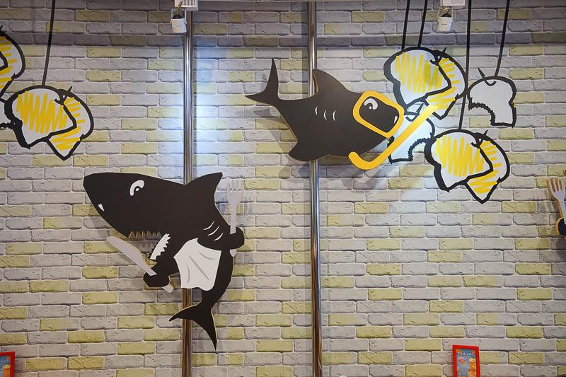 鯊魚咬吐司學士店-11