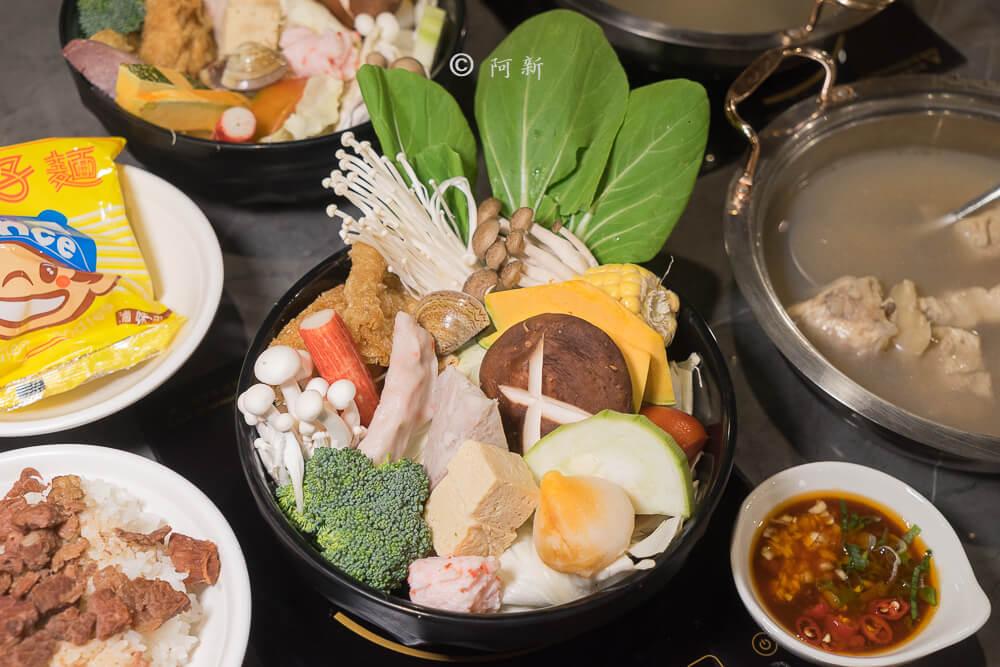 台中鐵木真海鮮個人鍋-24