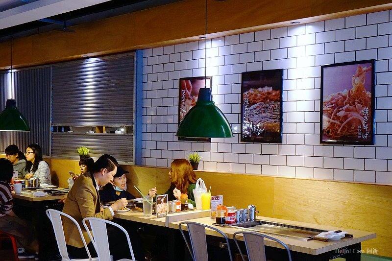 DSC05201 - 【熱血採訪】TEN屋台中店|廣三SOGO旁,隱藏好吃燒、文字燒、鐵板燒專門店,建議選套餐,好吃又不膩口。(已歇業)