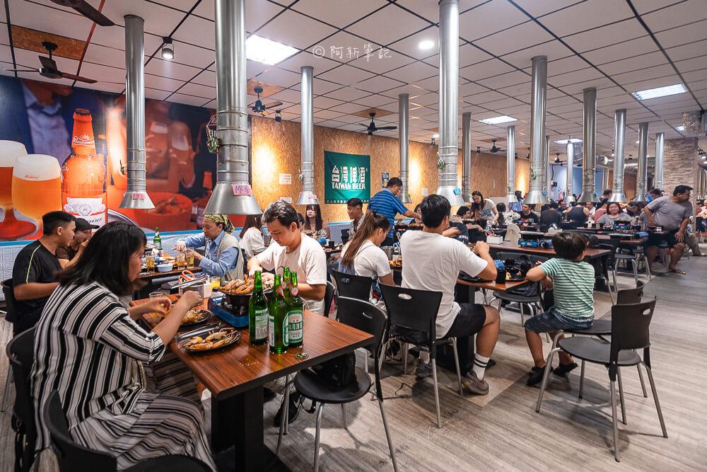 DSC04093 - 熱血採訪│200坪大空間吃到飽、室內兒童遊戲室,現在還有打卡送大公蝦活動的蝦爆了水道泰國蝦吃到飽