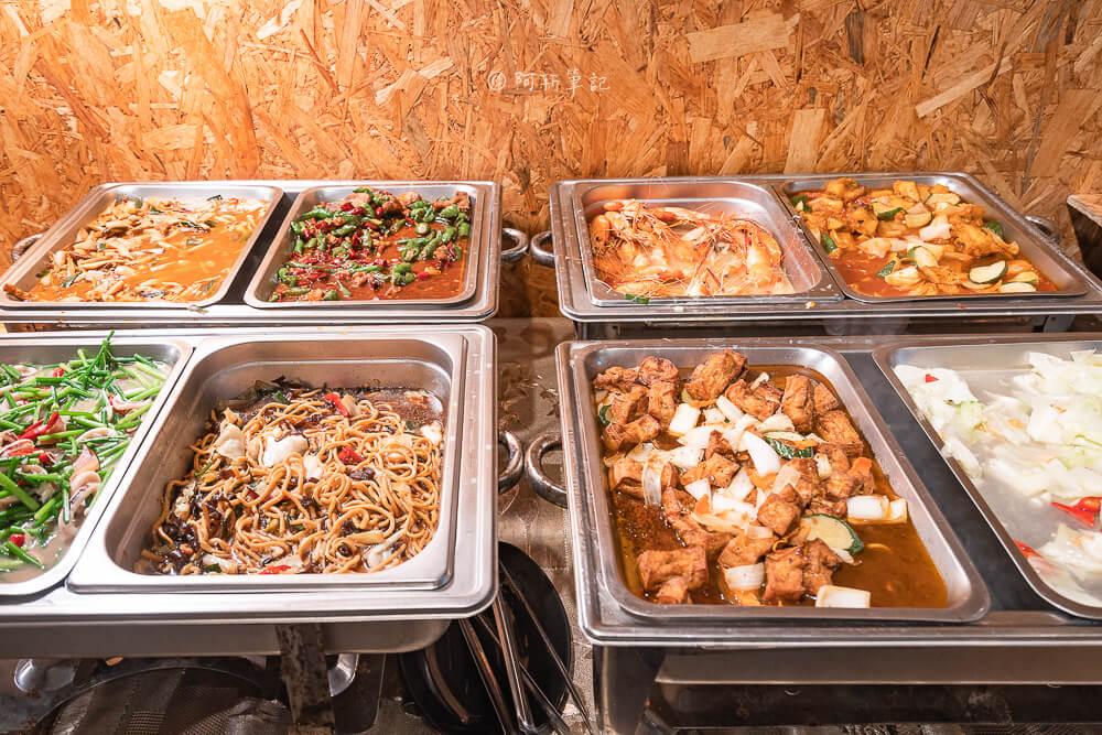 DSC04120 - 熱血採訪│200坪大空間吃到飽、室內兒童遊戲室,現在還有打卡送大公蝦活動的蝦爆了水道泰國蝦吃到飽