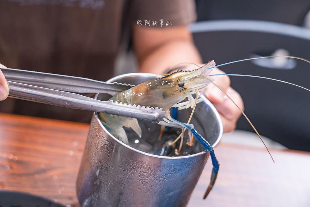 DSC04162 - 熱血採訪│200坪大空間吃到飽、室內兒童遊戲室,現在還有打卡送大公蝦活動的蝦爆了水道泰國蝦吃到飽