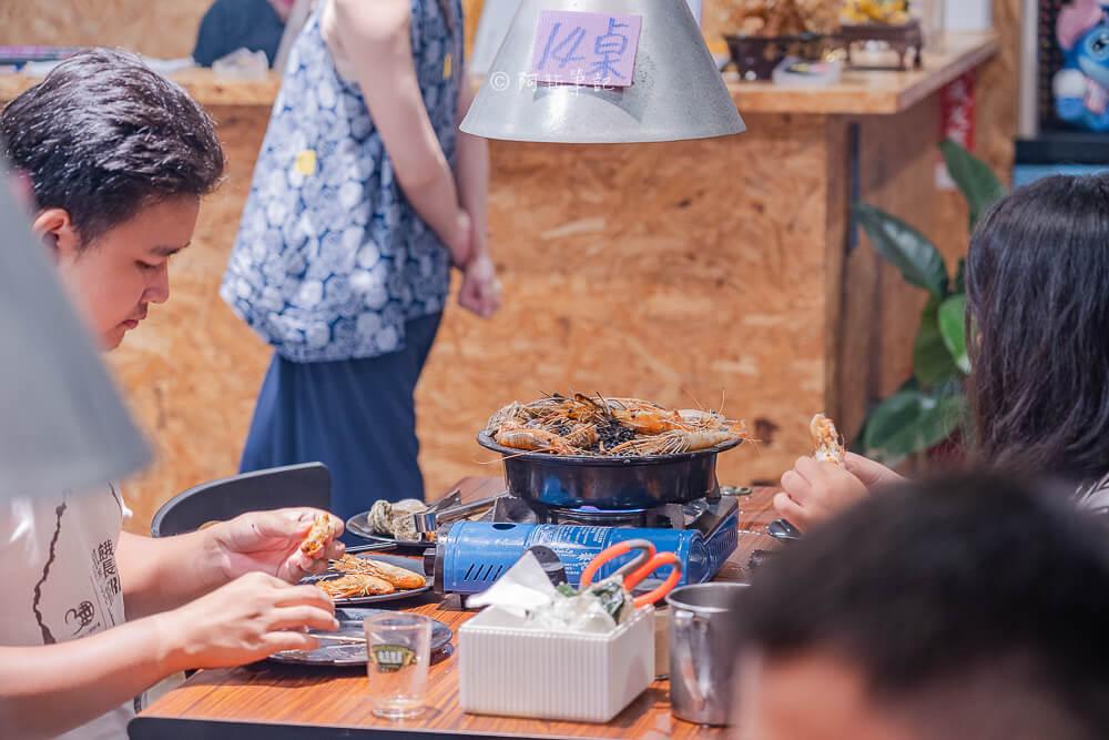 DSC04164 - 熱血採訪│200坪大空間吃到飽、室內兒童遊戲室,現在還有打卡送大公蝦活動的蝦爆了水道泰國蝦吃到飽