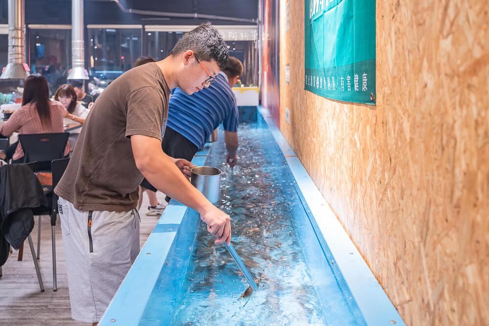 DSC04174 - 熱血採訪│200坪大空間吃到飽、室內兒童遊戲室,現在還有打卡送大公蝦活動的蝦爆了水道泰國蝦吃到飽
