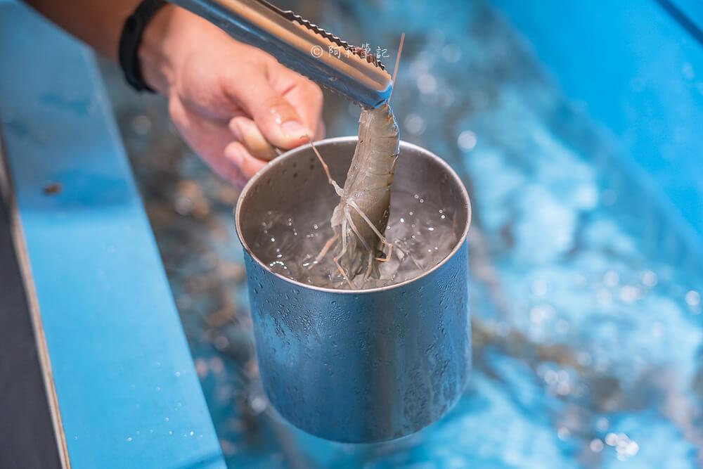 DSC04179 - 熱血採訪│200坪大空間吃到飽、室內兒童遊戲室,現在還有打卡送大公蝦活動的蝦爆了水道泰國蝦吃到飽