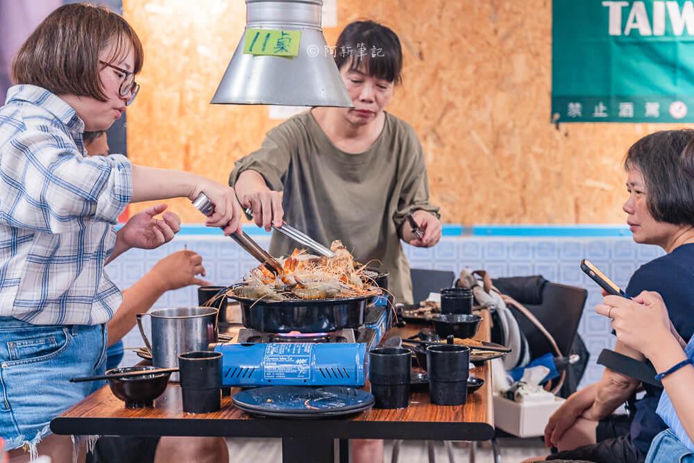 DSC04201 - 熱血採訪│200坪大空間吃到飽、室內兒童遊戲室,現在還有打卡送大公蝦活動的蝦爆了水道泰國蝦吃到飽