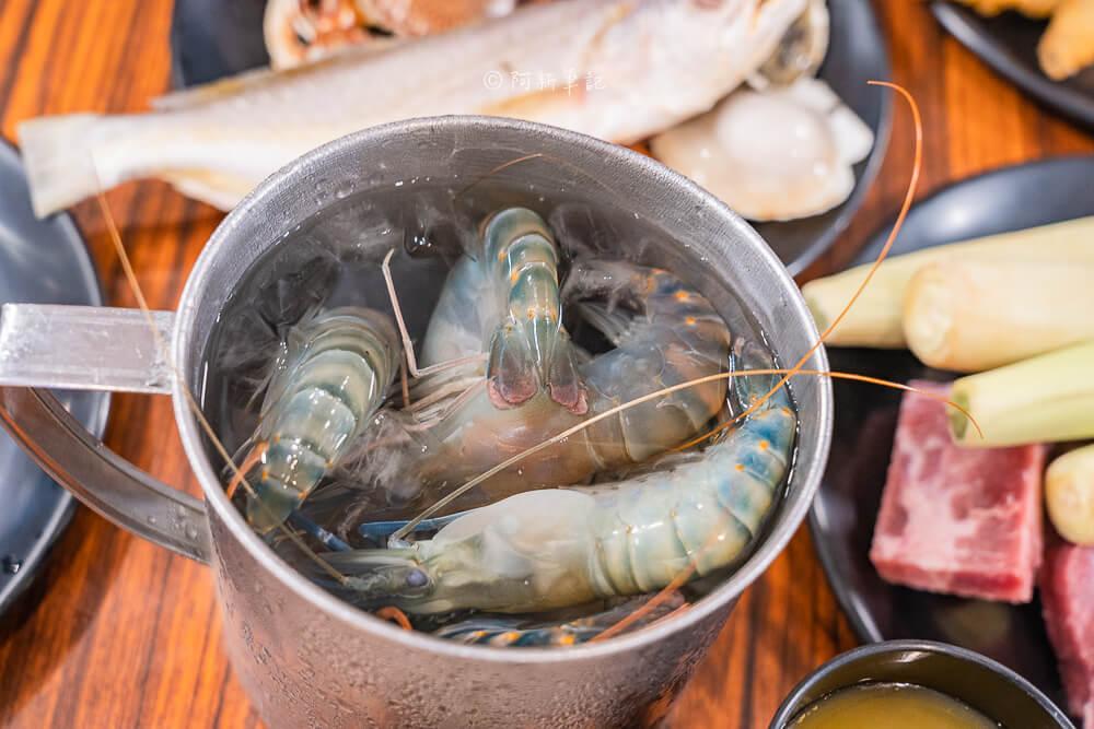 DSC04216 - 熱血採訪│200坪大空間吃到飽、室內兒童遊戲室,現在還有打卡送大公蝦活動的蝦爆了水道泰國蝦吃到飽