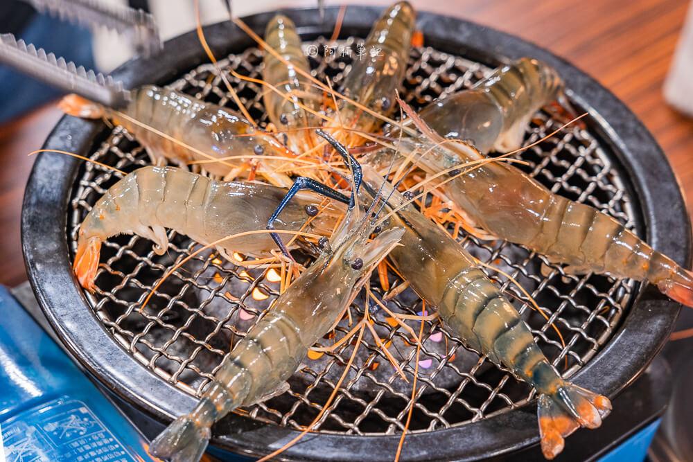 DSC04223 - 熱血採訪│200坪大空間吃到飽、室內兒童遊戲室,現在還有打卡送大公蝦活動的蝦爆了水道泰國蝦吃到飽