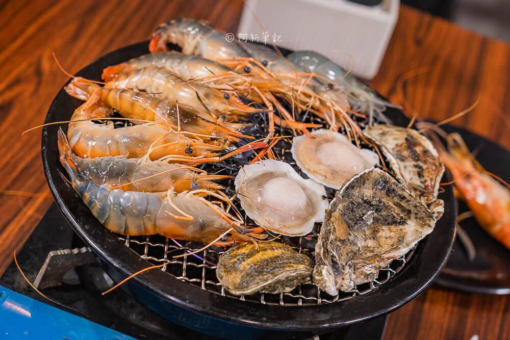 DSC04235 - 熱血採訪│200坪大空間吃到飽、室內兒童遊戲室,現在還有打卡送大公蝦活動的蝦爆了水道泰國蝦吃到飽