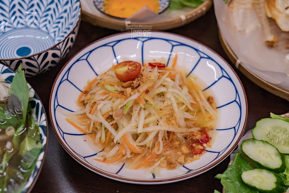 越好吃越南料理大里店,台中越好吃,大里越好吃,中興路越好吃