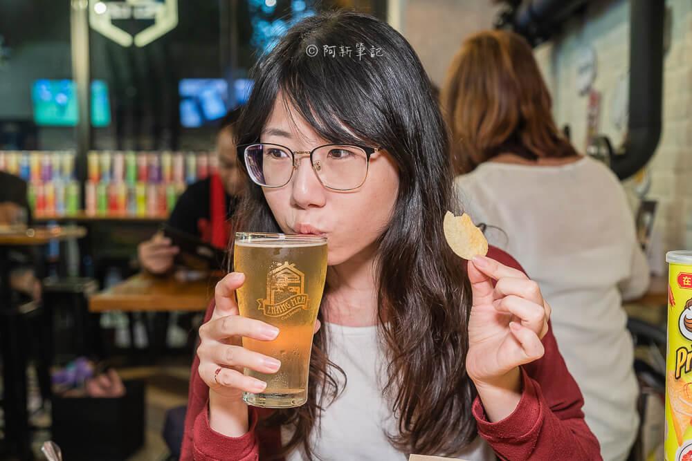 掌門精釀,掌門啤酒,台中啤酒餐廳,台中精釀啤酒專門店,掌門勤美