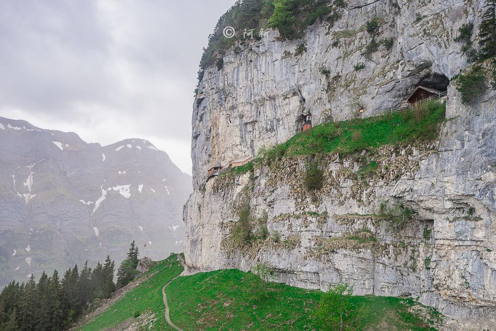 Berggasthaus Aescher,瑞士懸崖餐廳Berggasthaus Aescher Wildkirchli,瑞士懸崖餐廳,Berggasthaus Aescher Wildkirchli,瑞士山崖餐廳-74
