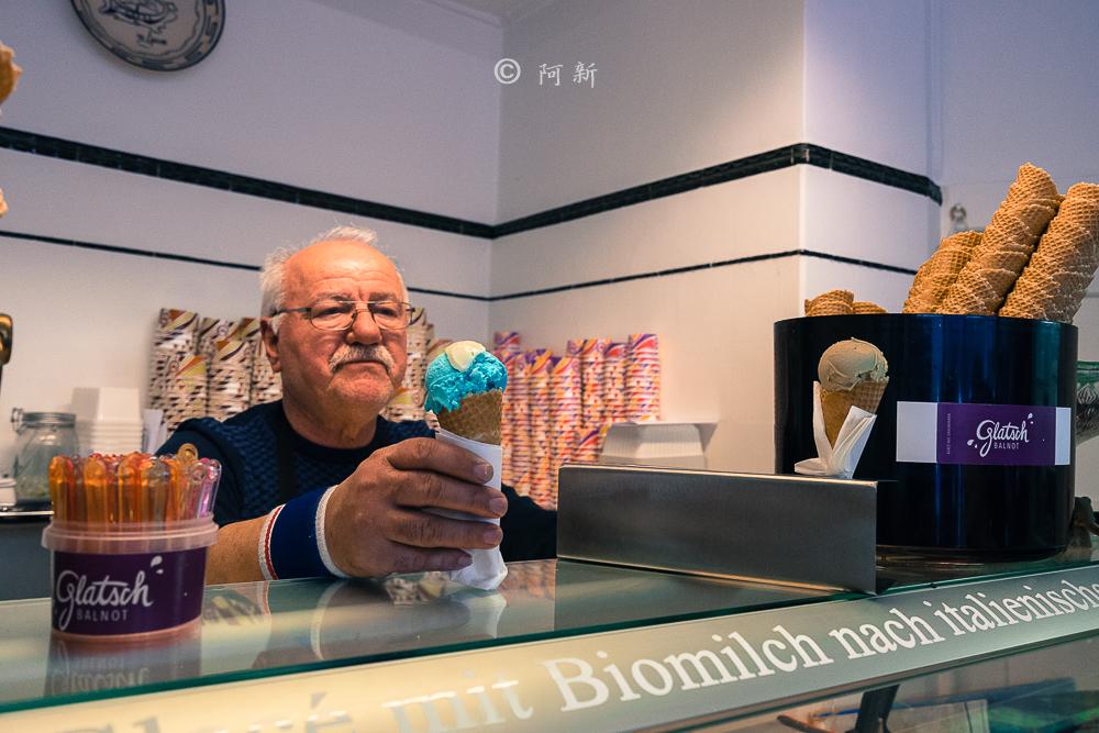 瑞士der grieche,庫爾der grieche.瑞士庫爾冰淇淋,瑞士庫爾義大利冰淇淋