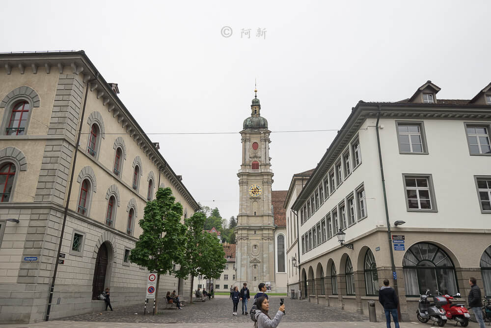 瑞士聖加侖修道院,聖加侖修道院,聖加侖修道院書院,聖加侖修道院圖書館,聖加侖圖書館-02