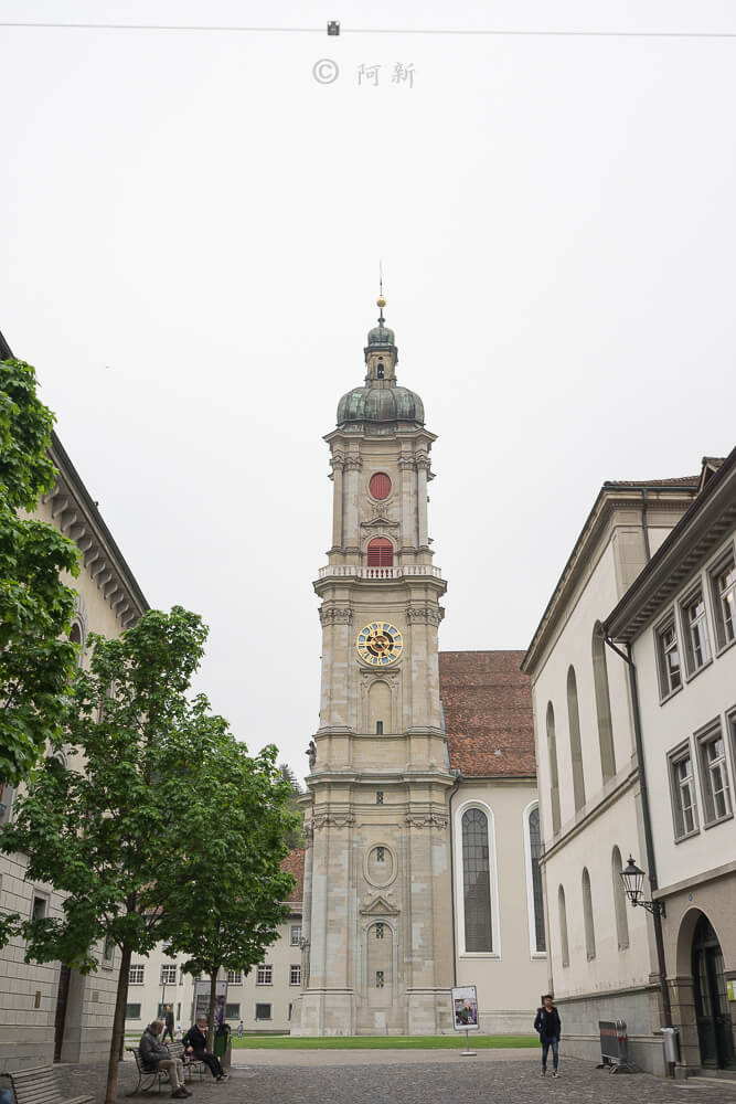 瑞士聖加侖修道院,聖加侖修道院,聖加侖修道院書院,聖加侖修道院圖書館,聖加侖圖書館-05