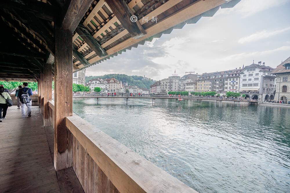 瑞士卡貝爾教堂橋chapel