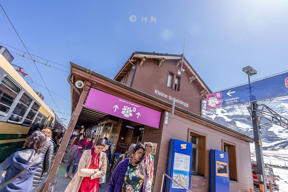 歐洲屋脊,少女峰,Jungfrau,歐洲之巔-15