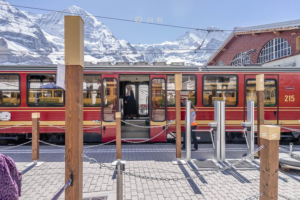 歐洲屋脊,少女峰,Jungfrau,歐洲之巔-16