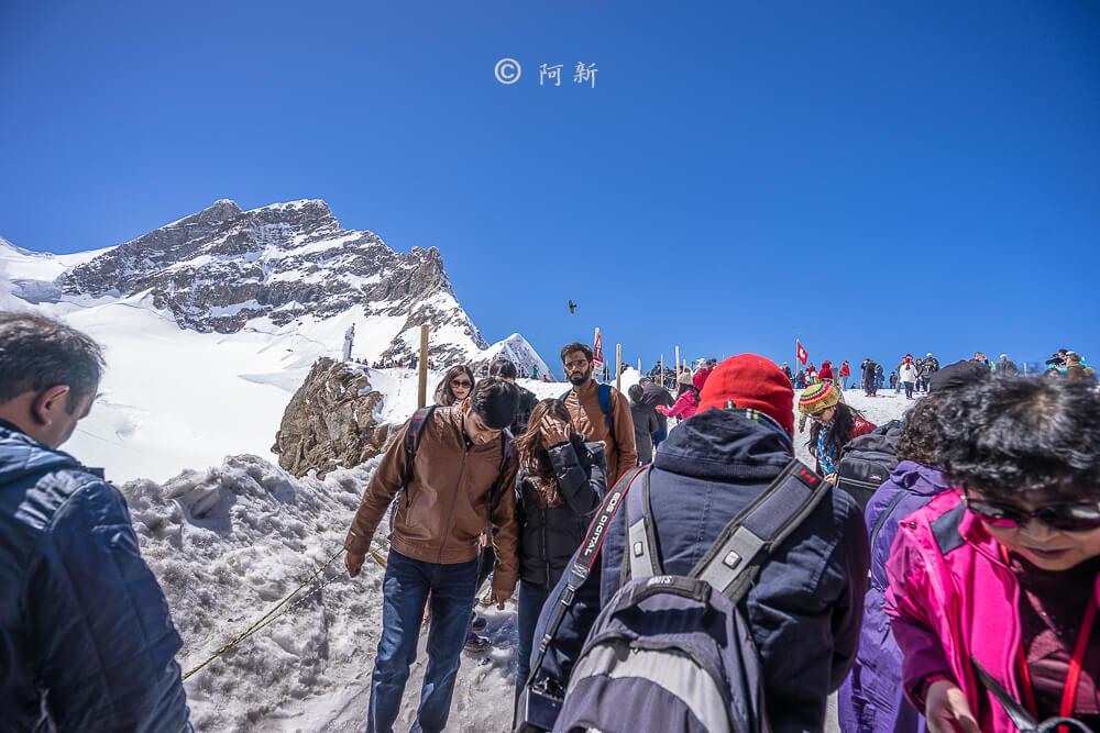 歐洲屋脊,少女峰,Jungfrau,歐洲之巔-58